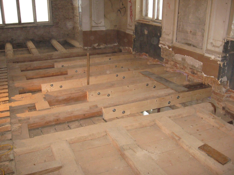 Sanierung Herrenhaus 012